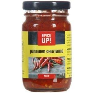 Spice Up! Punainen chilitahna