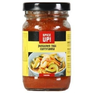 Spice Up! Punainen thai currytahna