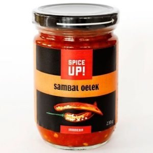 Spice Up! Sambal Oelek Chilitahna