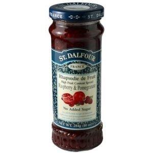 St.Dalfour Vadelma-granaattiomenahillo