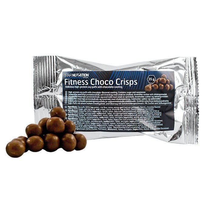Star Nutrition Fitness Choco Crisps 35 g