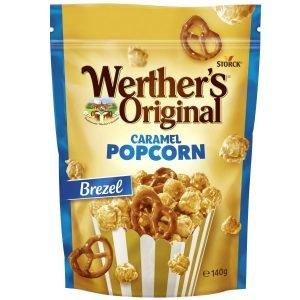 Storck Werther´S Original Karamel Popcorn Brezel 140 G