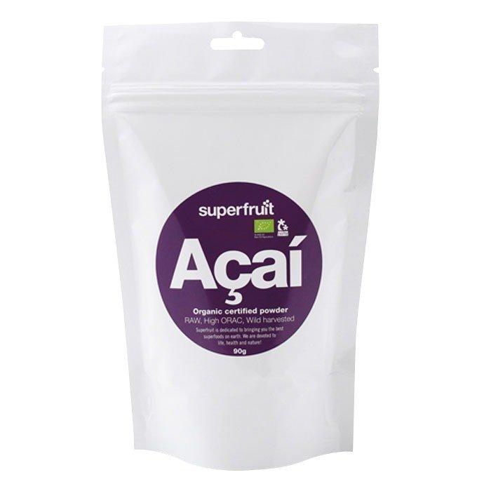 Superfruit Acai pulver organic 90 g