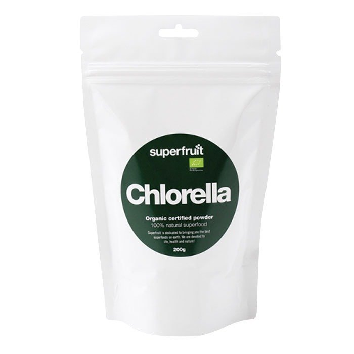 Superfruit Chlorella Powder 200 g