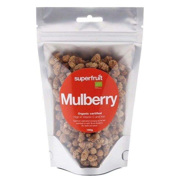 Superfruit Mulberries-Mulperi-marja