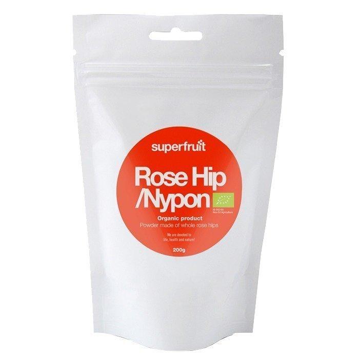 Superfruit Nyponpulver Organic 200 gram