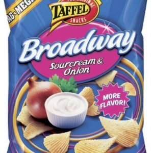 Taffel Broadway Perunalastut 325 G