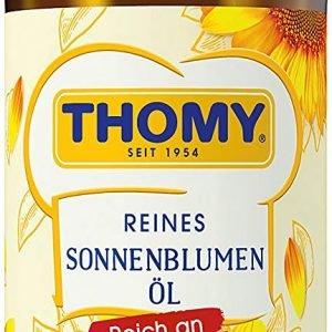 Thomy Ren Solsikkeolie Uden Kolesterol 750 Ml
