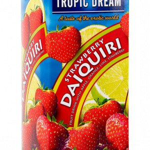 Tropic Dream Strawberry Daiquiri 1 L