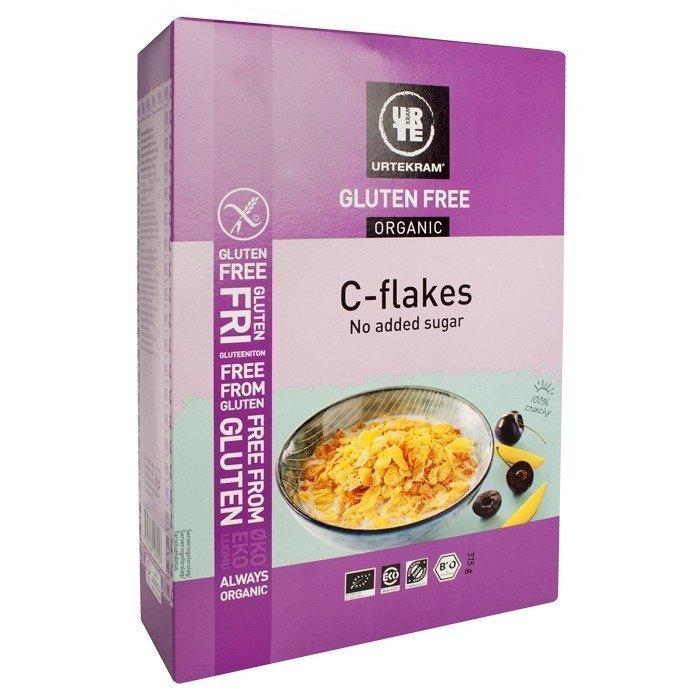 Urtekram Gluten free C-Flakes 375 g