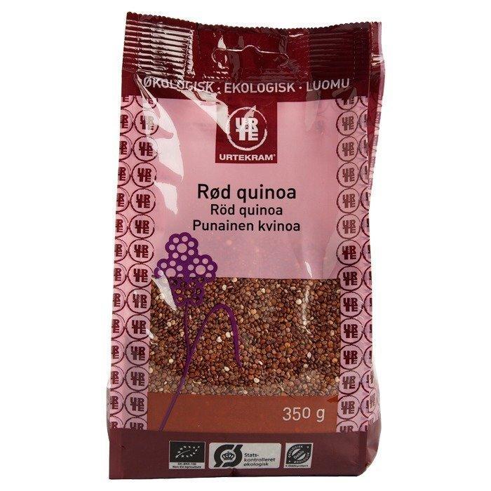 Urtekram Punainen kvinoa 350 g