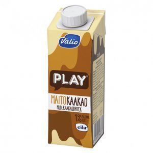 Valio Play Maitokaakaojuoma Uht Laktoositon 2