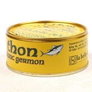 Valkoinen Germon-tonnikala