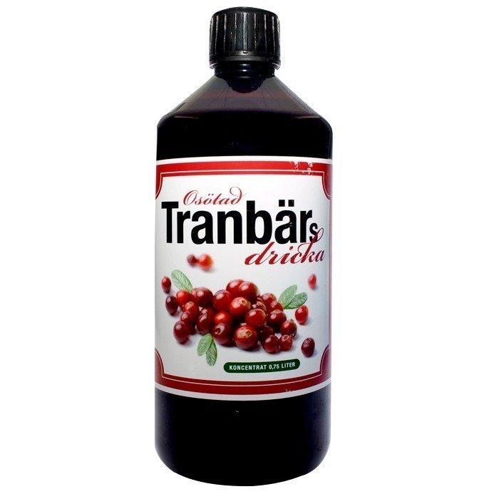 Vidasal Karpalotiiviste makeuttamaton 750 ml