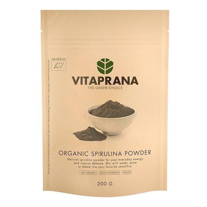 Vitaprana Organic Spirulina Powder 200 g