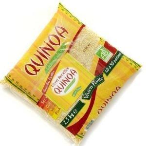 Vivien Paille Kvinoa