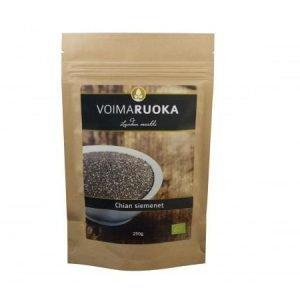 Voimaruoka Chian siemenet 250 g