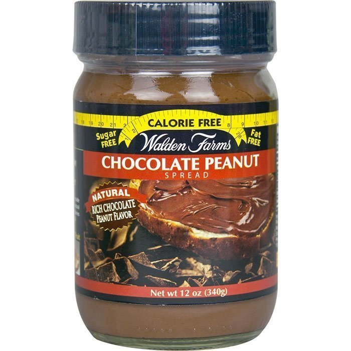 Walden Farms Chocolate Peanut Spread 355 ml