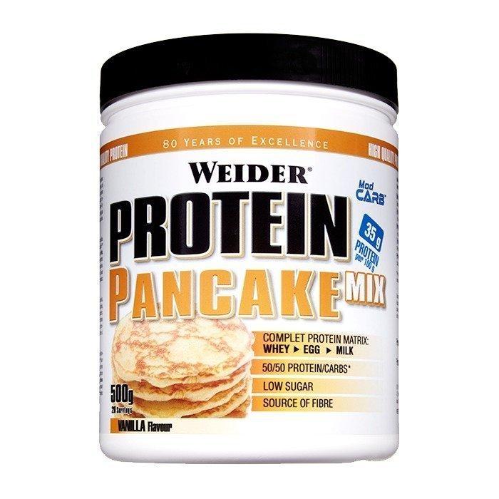 Weider Protein Pancake Mix 600 g Vanilla
