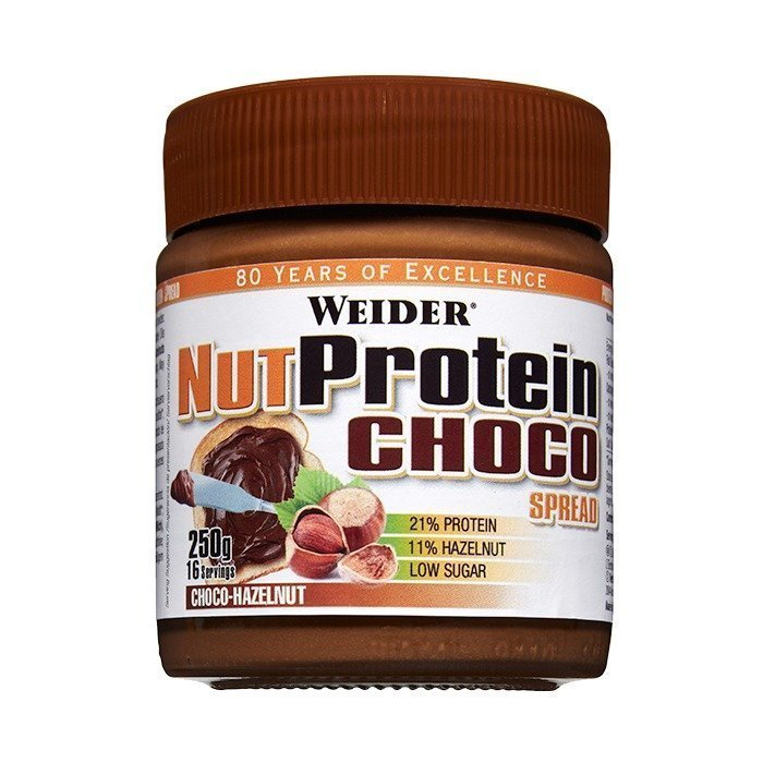 Weider WHEY Protein White Spread 250 g White Chocolate