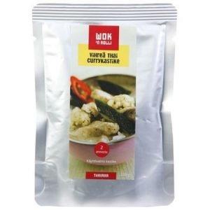 Wok'n Roll Vihreä Thai currykastike