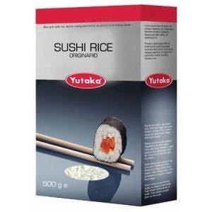 Yutaka Sushi riisi